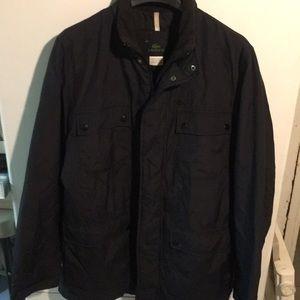 Lacoste Nylon Coat